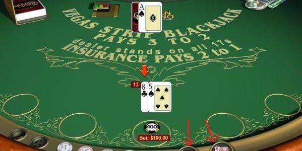 Blackjack ev calculator